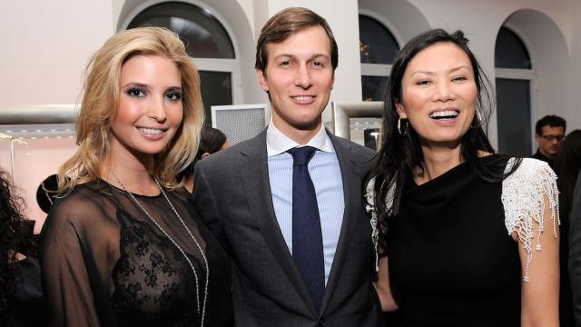 US officials warned Kushner about close friendship with Wendi Deng Murdoch: report https://t.co/LLqHIhIfok https://t.co/5c5VsYeUfK