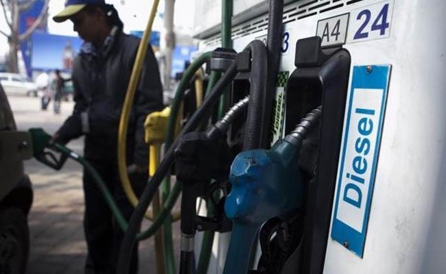 Diesel Prices Rise To Record High, Petrol At Over Three-Year Peak