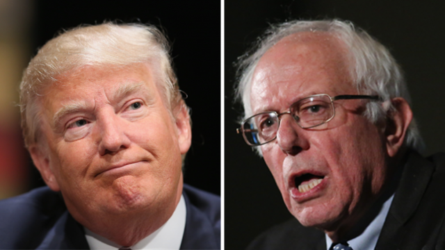 Trump thinks he could easily beat Sanders in 2020: report https://t.co/munwtNGdQ2 https://t.co/dehSPUl5Nt