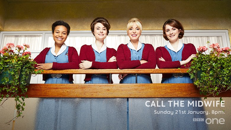 Sunday night: Sorted.  #CallTheMidwife returns to @BBCOne this Sunday at 8pm. �� https://t.co/U9GWgoVMOn