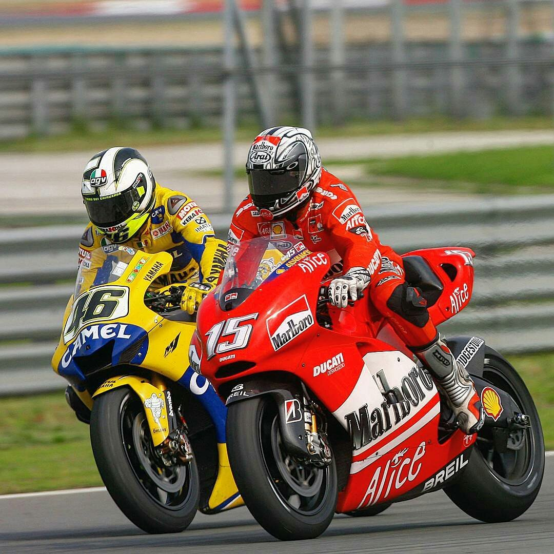 test Twitter Media - Valentino Rossi nel 2006 Memories 📸 🙏 😜 https://t.co/JzW734UGLP