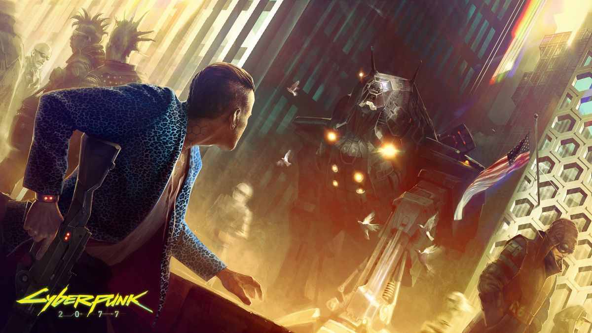 A Polish website says Cyberpunk 2077 will be playable at E3 https://t.co/POPBzxVbdk https://t.co/QHuFTleV0F