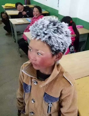 More help for needy children in Yunnan, China, following story of Snowflake Boy