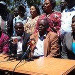 Apologise over 'divisive' hawkers remarks, Kalenjins in Nakuru tell Kinyanjui