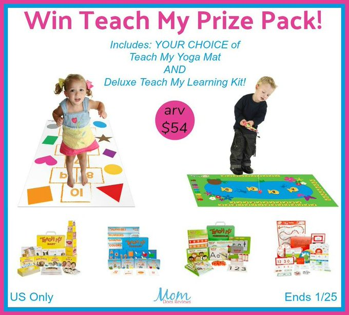Teach MY Prize Pack GA-1-US-Ends 1/25