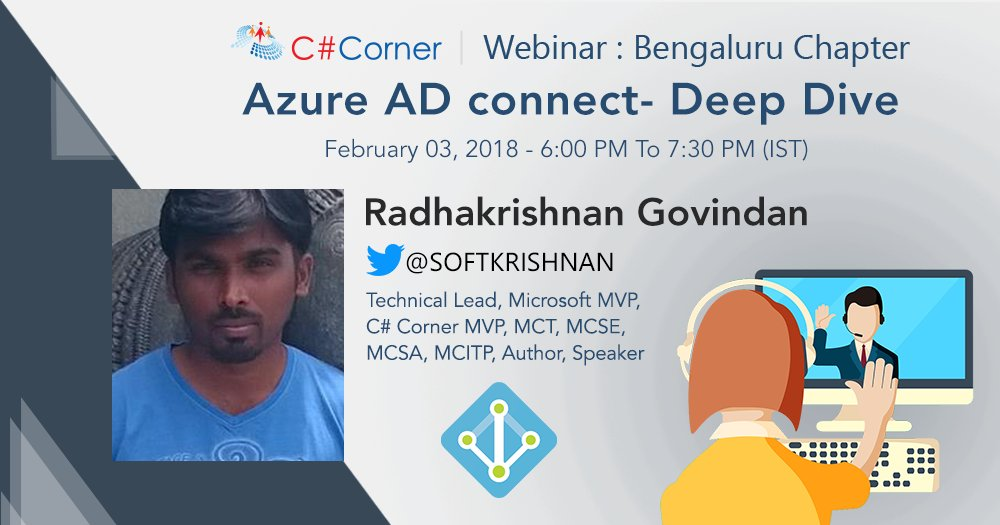 Azure AD connect- Deep Dive