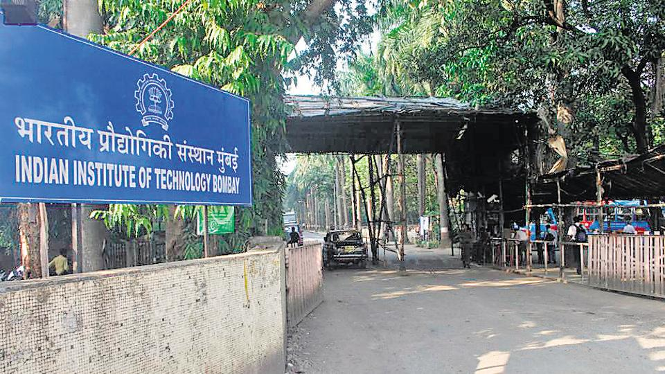 IIT-Bombay students who eat non-veg asked to use separate plates