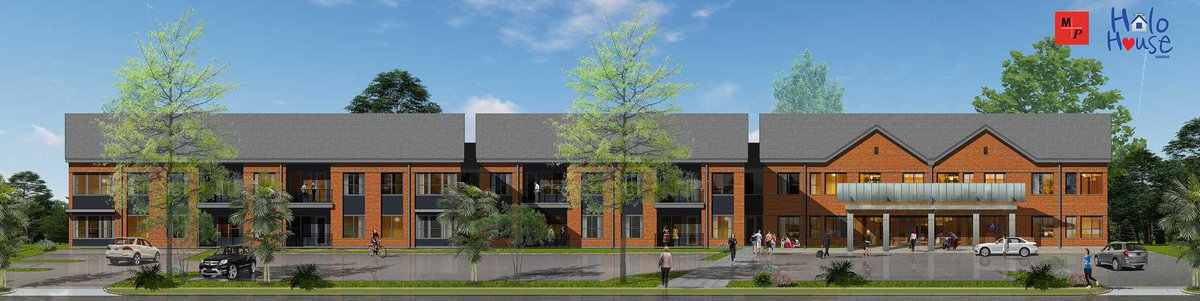 Low-cost temporary apartments for cancer patients to break ground