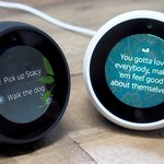 Amazon's Echo Spot bedside speaker clock comes to the UK