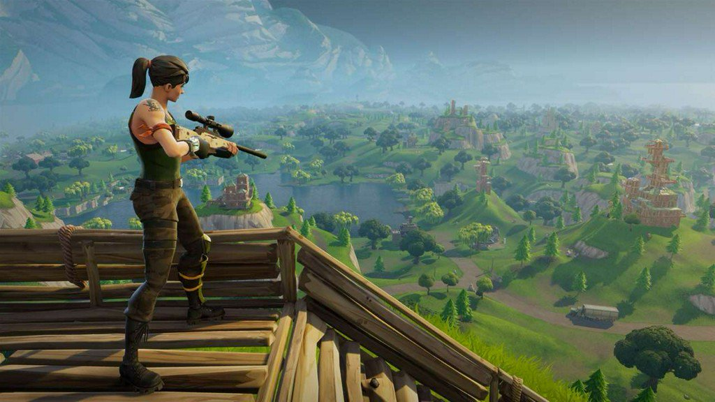 Fortnite dev says it's not adding vehicles or new map https://t.co/kd7vJDZNUE https://t.co/rMQAVlTqi9