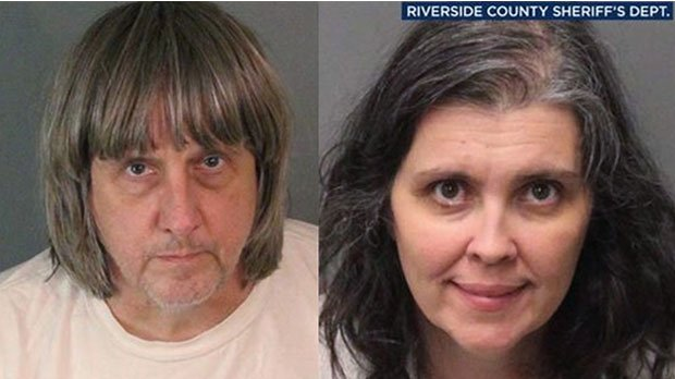Kids chained in California house of horrors; parents arrested