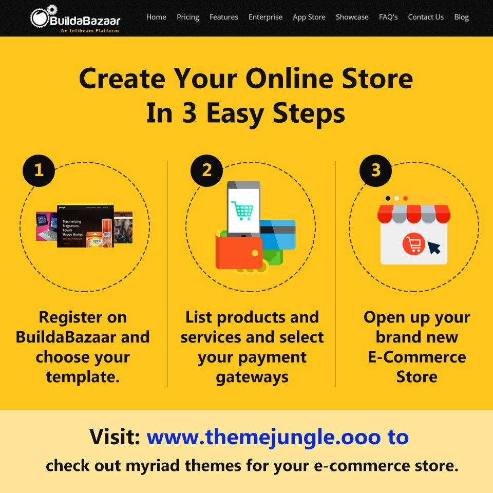 test Twitter Media - Build an #eCommercestore in just few minutes. #buildabazaar #ecommercesolutions #onlinestorebuilder #websitebuilder #ecommercestorebuilder #themejungle #infibeam #buildabazaarthemes https://t.co/DCCuXS0iI7