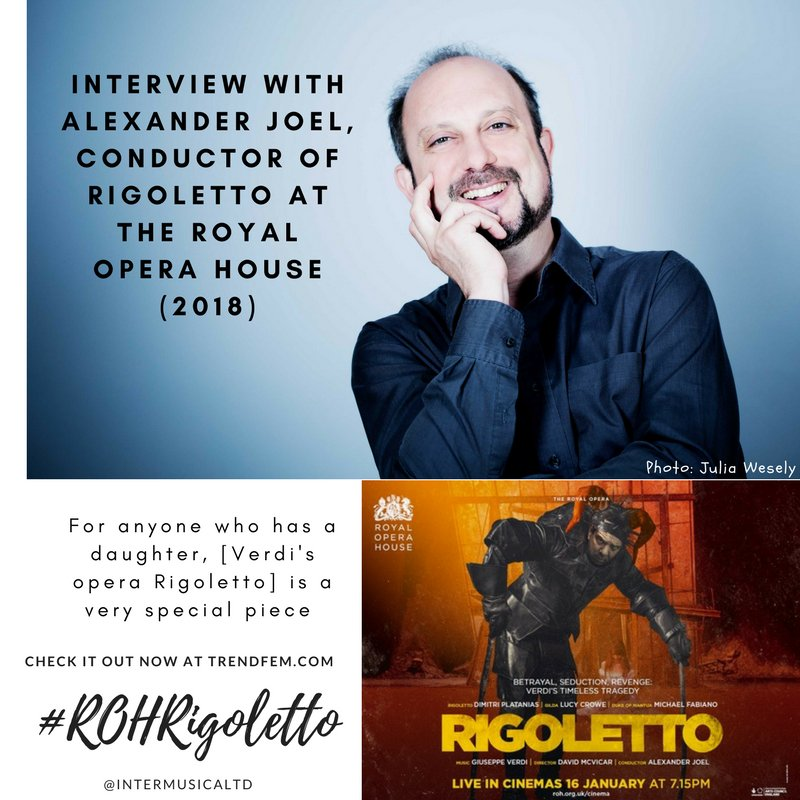 test Twitter Media - ICYMI- It's the @RoyalOperaHouse #ROHRigoletto #CinemaLive showing with @MichaelFabiano @LucyCroweSop #DimitriPlatinias. Here's my interview with the conductor @ajoelconductor talking about Verdi, Rigoletto & his journey to become a maestro https://t.co/REsu2k838T @IntermusicaLtd https://t.co/ThmoClhSuR