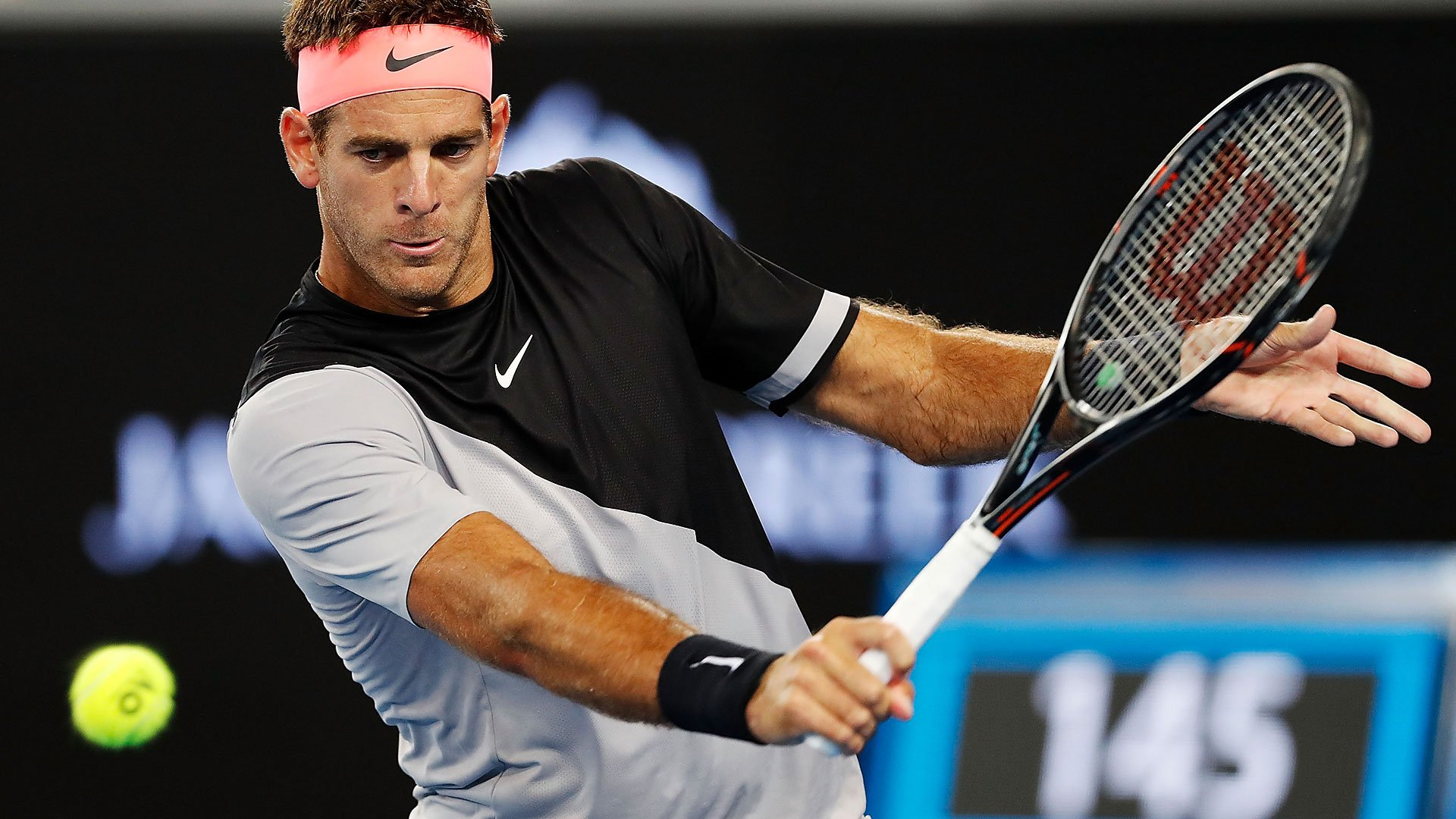 World No. 10 Juan Martin del Potro wrap up day 2 with a win at #AusOpen.   Read More ▶️: https://t.co/tyhjn3Yl7w https://t.co/OYpKcegwBo
