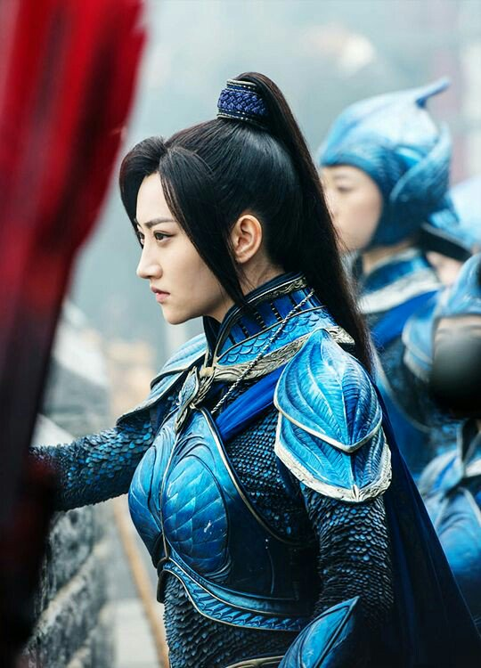 My new fav badass woman of the year 😍😍😍 #thegreatwall https://t.co/hjDOeAZZUy