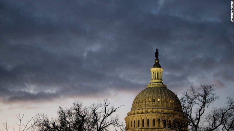 Clock ticking as Congress returns to one big spendingmess