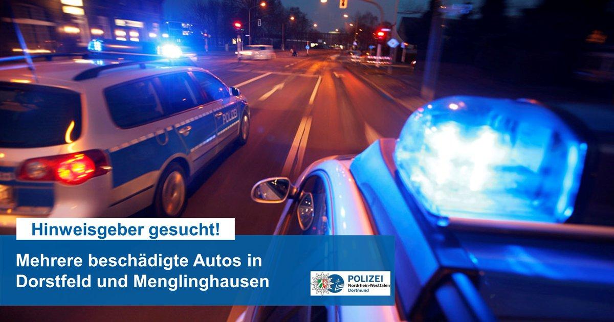 test Twitter Media - Mehrere beschädigte Autos in Dorstfeld und Menglinghausen In der Zeit von Samstag (13.1) bis Montag (15.1) sind in Dorstfeld und Menglinghausen mindestens 11 Autos beschädigt worden. Hinweisgeber melden sich bitte an die Kriminalwache unter 0231/132-7441. https://t.co/HPWDAbDKeo https://t.co/GowTkVVimy