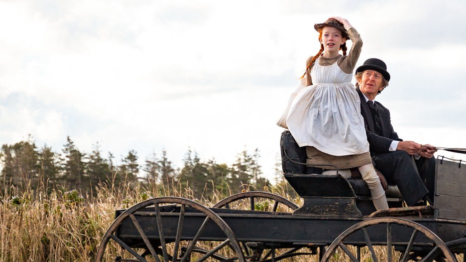 Canadian Screen Awards: Netflix's 'Anne With an E' leads nominations