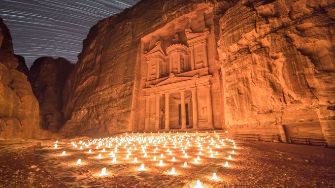 Win a dream trip for two to Jordan!