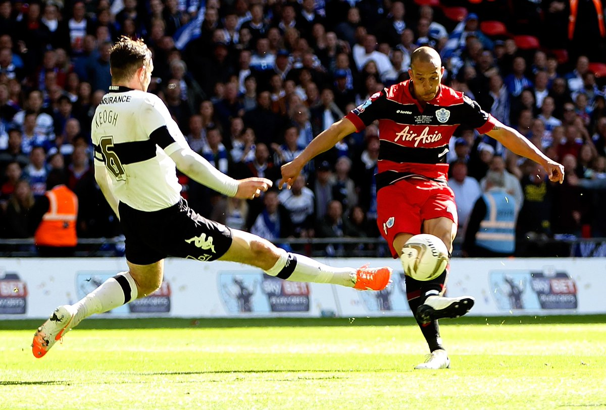 Don't worry @RobertZamora25 we haven't forgotten your birthday any more than @QPRFC fans have forgotten this beauty you scored here! Happy birthday! 🎂 #OhBobbyZamora https://t.co/57zpJzmQmd