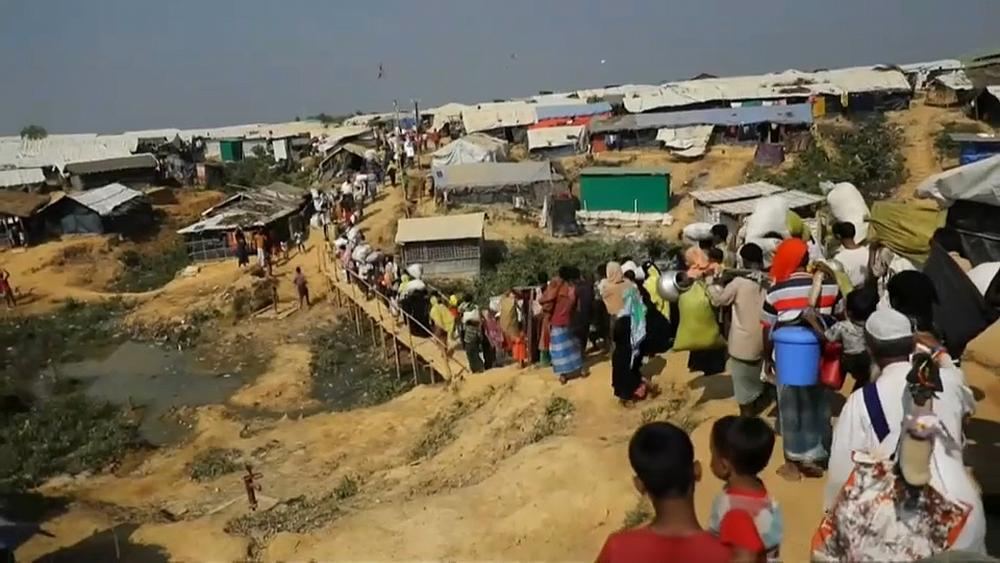 'Major challenges' face repatriation of Rohingya Muslims
