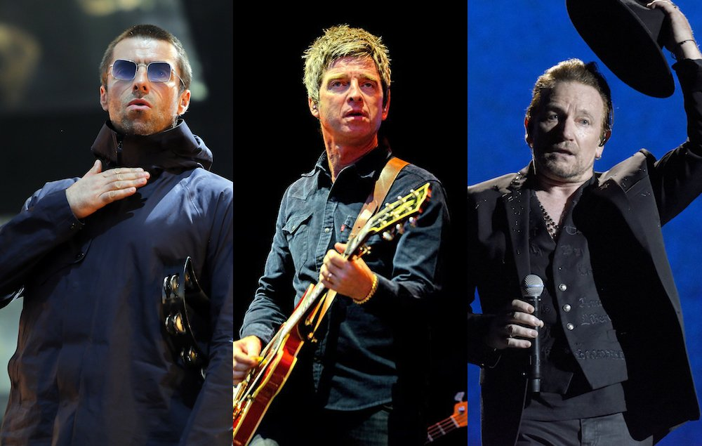 Liam Gallagher says Noel and Bono are the two 'biggest wankers' in music https://t.co/ispZk0h7HZ https://t.co/O4caXbbtFb