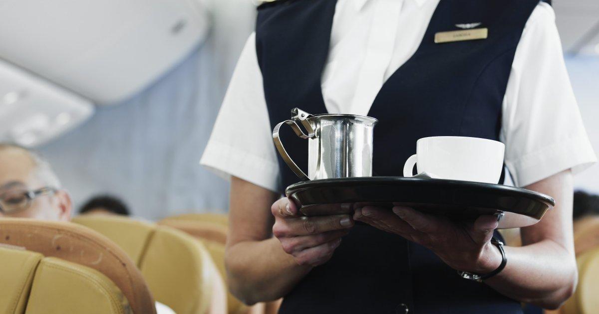 'Don't drink the #coffee on airplanes,' flight attendant warns - via @NYDailyNews https://t.co/OmmkH1nSN4 https://t.co/YWNGRFIKUL