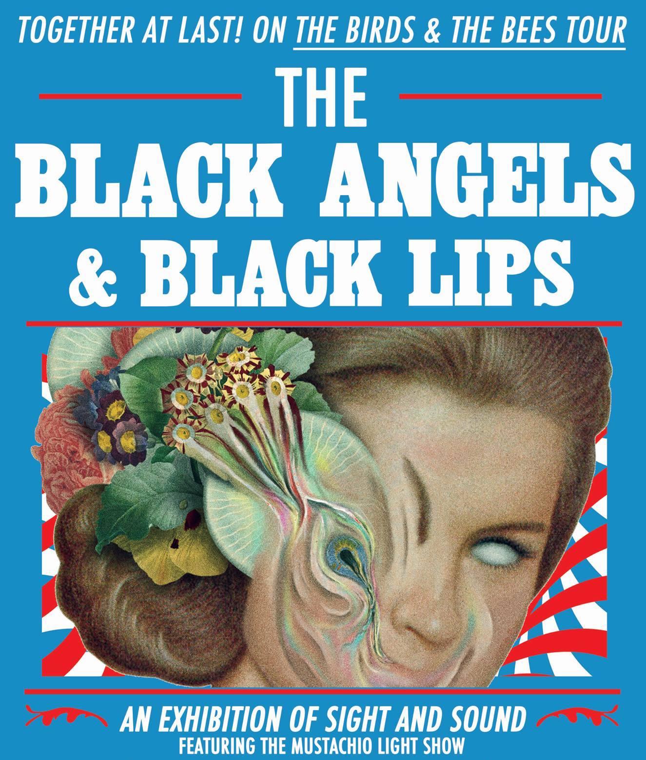The Black Angels & The Black Lips touring together this spring https://t.co/PkrzgrXBDO https://t.co/CPk95NKvsb