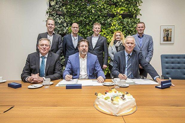 Bouw nieuwe woonwijk De Lier kan van start https://t.co/2V8ChPOjMF https://t.co/7TYox8GYh8
