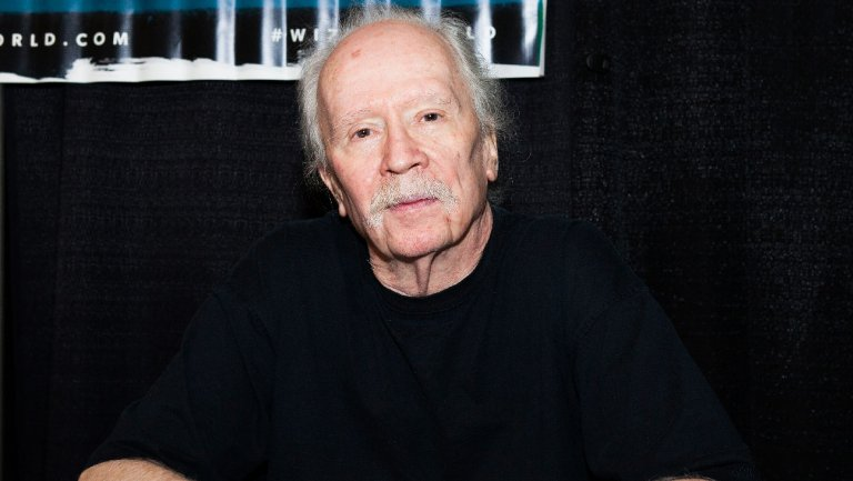 John Carpenter assures fans he's alive after errant tweet https://t.co/S7rqGY2Gwl https://t.co/Uchiu3SrmR