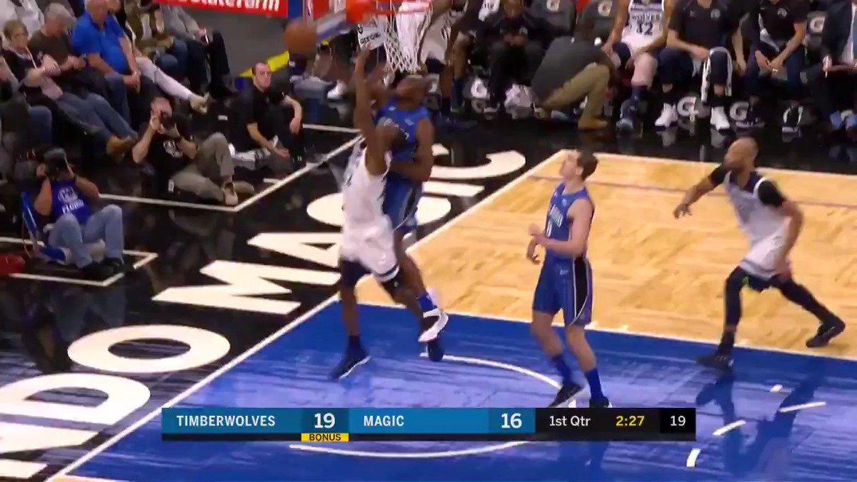NBA bismack biyombo