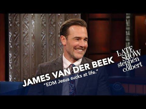 James Van Der Beek Explains Diplo To Stephen https://t.co/davIkBO5Dp https://t.co/DvNr2CRB9K