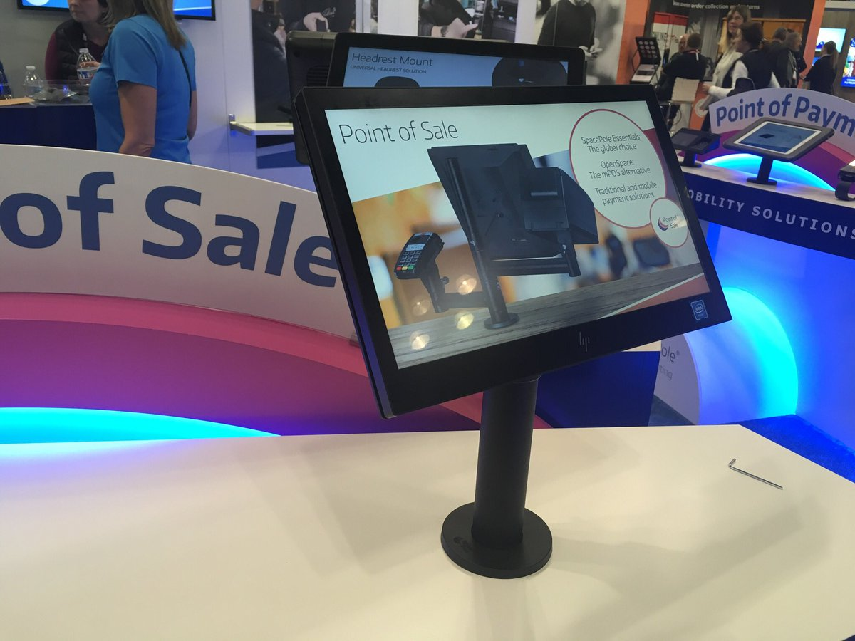 test Twitter Media - Our latest technology developed with @HP for the Elite POS is on display at #nrf2018 https://t.co/hQL4xZ4PMQ