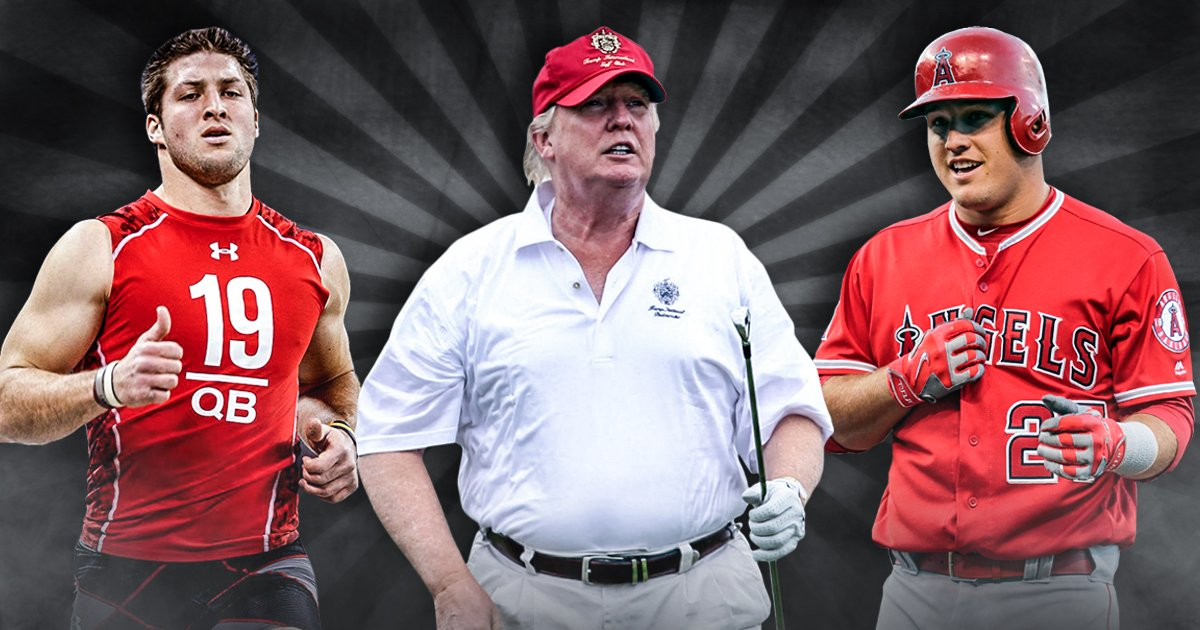 RT @SInow: These athletes are the same size as Donald Trump https://t.co/VSRJRh6dR0 https://t.co/Fkysufqw9E