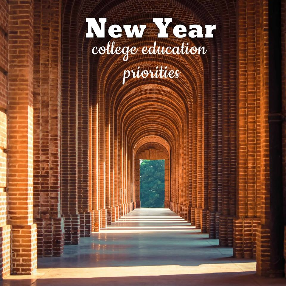 Lharing why college education priorities should be at the top of your New year's resolutions list: https://t.co/FrHGA6AGbz #TakeSimpleSteps #ad https://t.co/zUYNGBcBEs