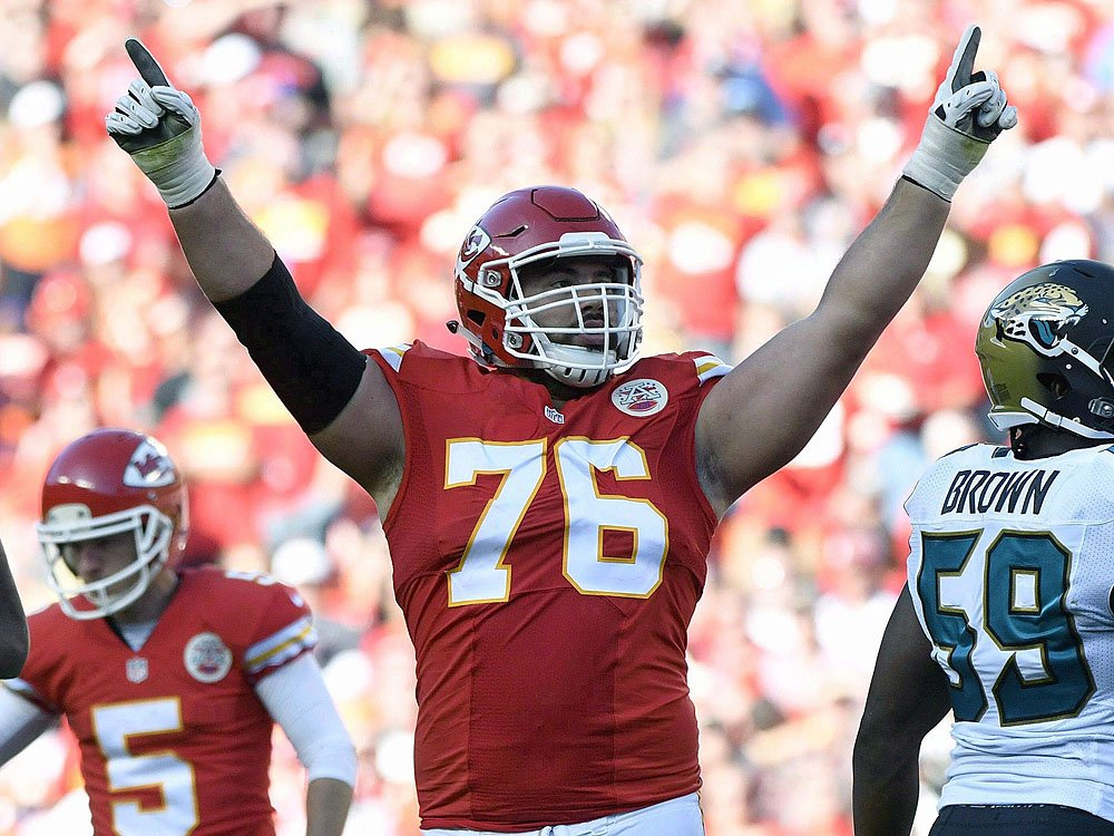 Chiefs' Laurent Duvernay-Tardif headed to Olympics … as a broadcaster
