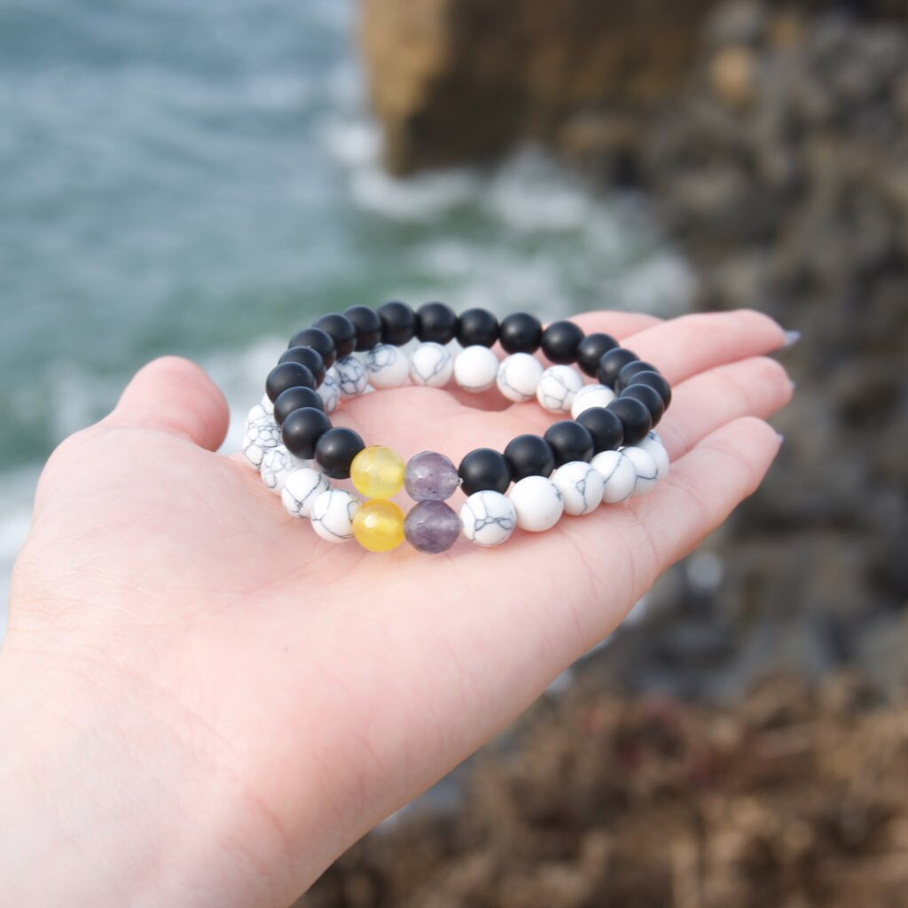 Promise Bracelets are the cutest thing ever! ❤️���� https://t.co/Y7nKqziHNy https://t.co/phzRZfllU2