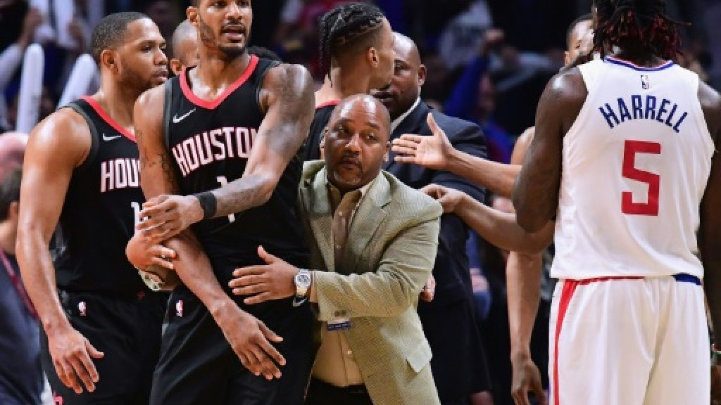 NBA to probe stormy Clippers-Rockets aftermath