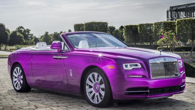 Rolls-Royce lifts the lid on what customers do to their cars