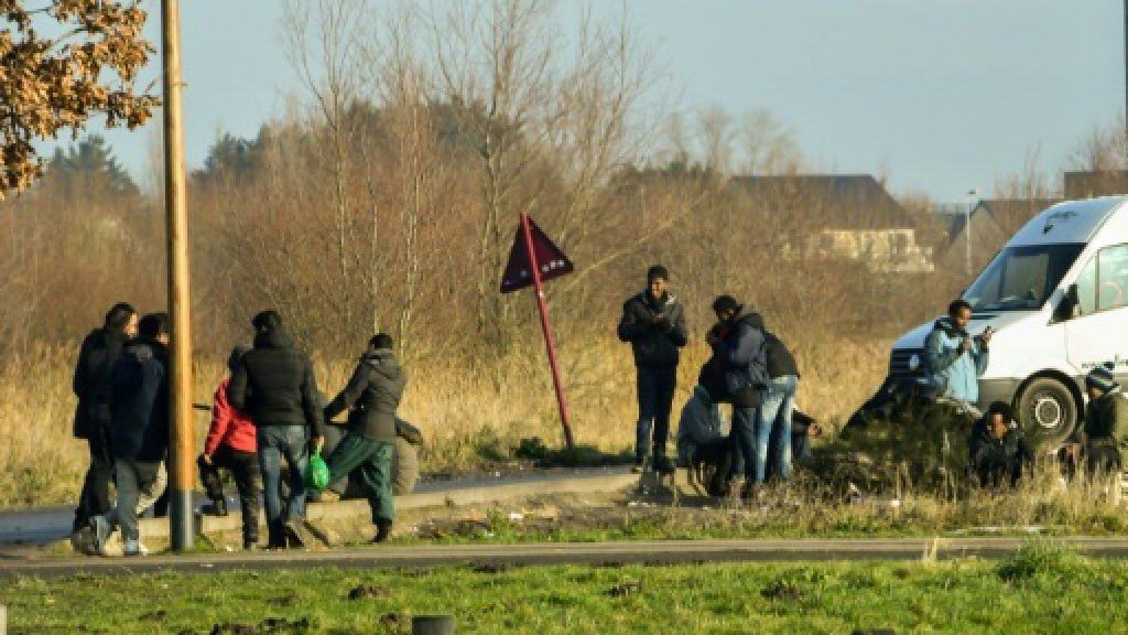 France a rights beacon? Migrants relate harsher reality