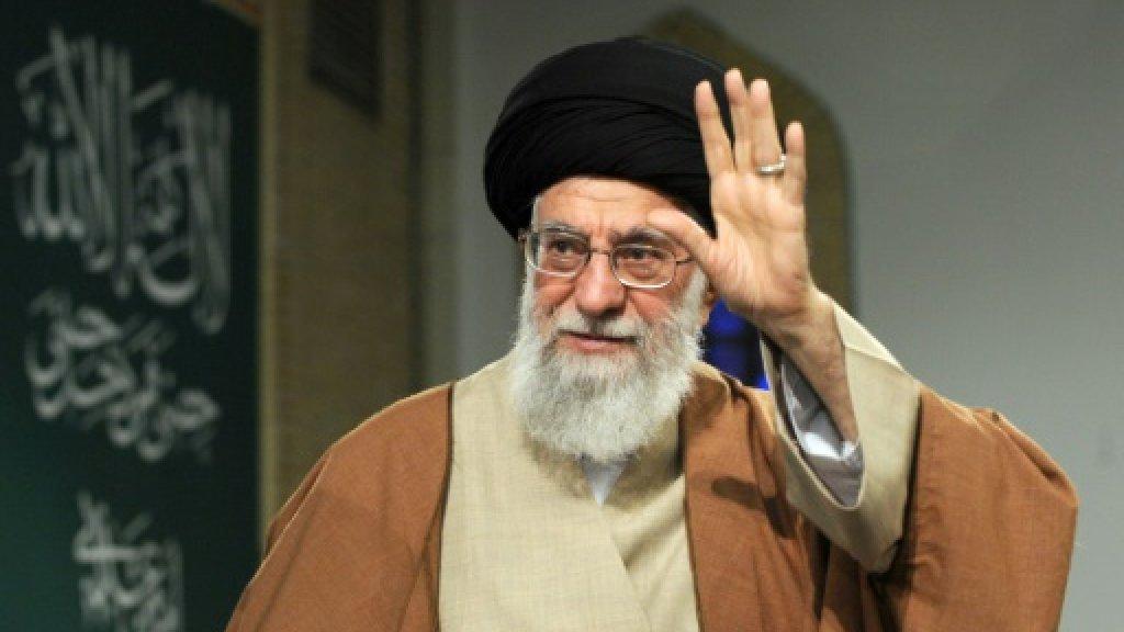 Iran supreme leader slams US over Trump 'shithole' slur