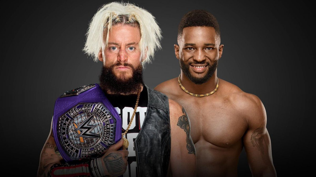 RT @ConnectWWE: Official: #EnzoAmore Will Defend  His Cruiserweight Title Against  #CedricAlexander @ #RoyalRumble https://t.co/CZ1tsoDhks