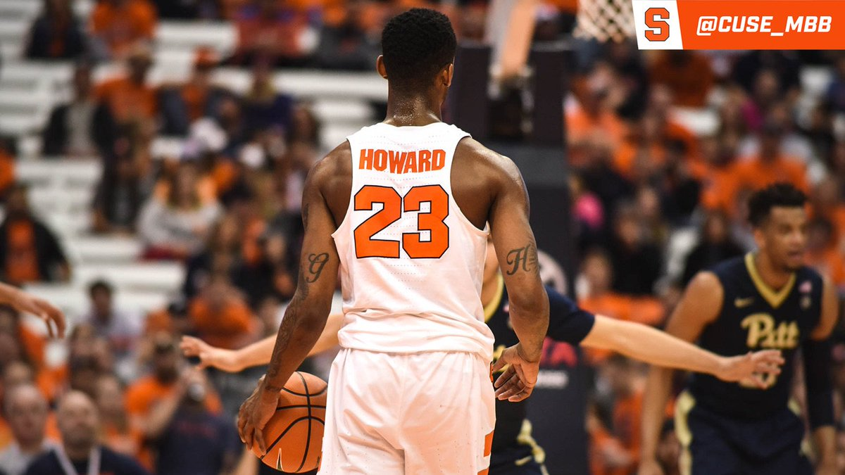 10-2 🍊 run over the last 4:14  Howard with 5 of the points https://t.co/4fXzZo3Mo5