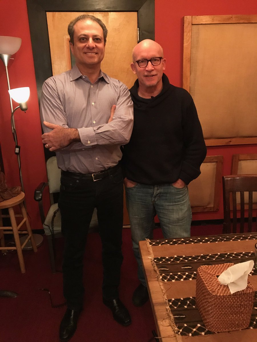 Stay Tuned Thursday. Taped a great conversation with documentary filmmaker @alexgibneyfilm about crime, corruption & what makes good people do bad things. https://t.co/IQSYEtSSnh
