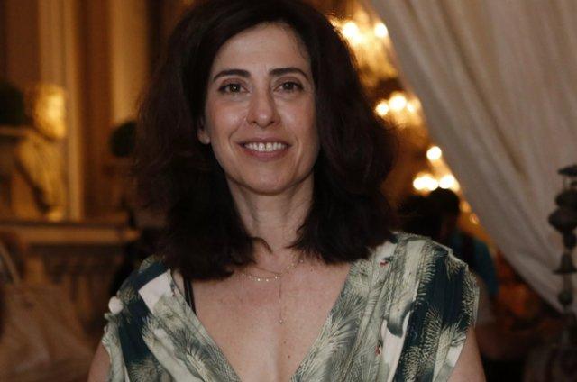 Fernanda Torres. Foto do site da Patrícia Kogut que mostra Fernanda Torres estará na nova temporada de 'Sob pressão'