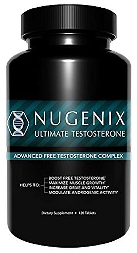 US #Fashion No.5 Nugenix Ultimate Testosterone 120 Ct https://t.co/AyD30zaGIP https://t.co/19vZf1qsV6