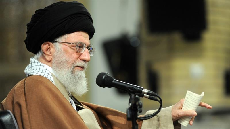 Iran's supreme leader: Saudis betrayed Muslim world