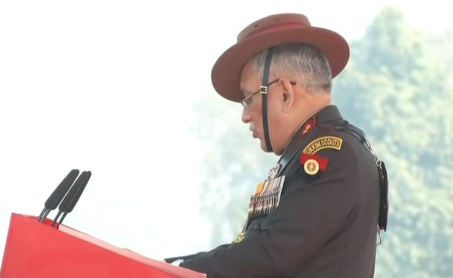 Army Chief Bipin Rawat Suggests Curbs On Social Media To Control Terrorists