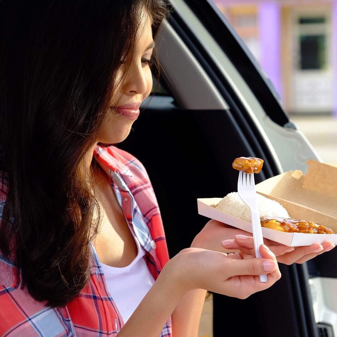 Ang sweet at savory ng bago kong lunchtime beshie, ang #BagongSweetSoy! https://t.co/7WJHXBkToK https://t.co/yjal6xybVU