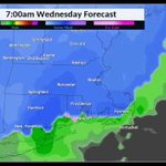 Watch how the next snow storm will move across Massachusetts